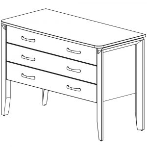 Commode Moderne Harmony